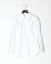 01/white●Cotton shirt cape○TA01-FJ034