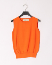orange●Recy Ester タンクトップ○207131