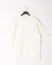 WHITE●BIG POCKETS SWEAT○19AMSCU04