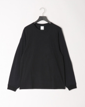 BLACK●WIDE TUCK SLEEVE T○19APRCU01