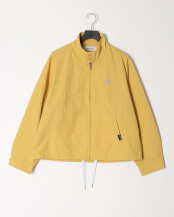 YELLOW●NYLON DRIZZLER JACKET○EZB0190005