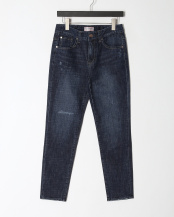 ダークブルー●MEN'S DENIM PANTS○MI5D1106