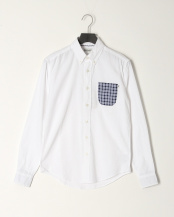 White YD●LS 2 chest oxford○TB0A1NLIA941