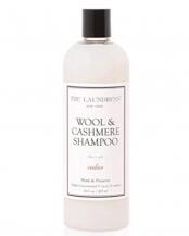 [THE LAUNDRESS 15mLサンプル(アソート)付き] Wool and Cashmere Shampoo - Cedar - 16 fl.oz.ウールカシミアシャンプー(ウール&カシミア用洗剤)○ILA0015