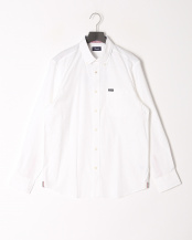 WHITE/MULTI●Men Special Shirt○FM31E548F26R
