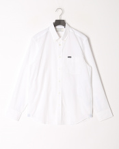 WHITE/MULTI●Men Special Shirt○FM31E556F37R