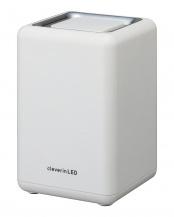ホワイト●クレベリン除菌消臭器スクエアWH○CLGU-062 WH