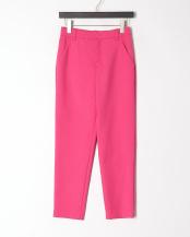 ピンク●MICRO T R DOUBLE CLOTH PANTS○09175130