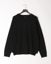 BLACK●ラムウールサイドジップP/O○5156411