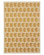 ベージュ●ELEFANTTI ゴブラン織り 玄関マット 140×200cm BE○JB188265