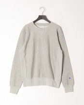 グレー●CREW NECK SWEAT○881536