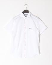 オフ●パイピングCW半袖○0-0804-2-51-025