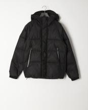 BLACK●ダウンジャケット○MS0-000-202002