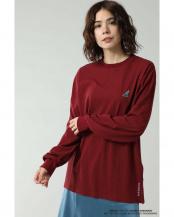 ワイン●KANGOLTシャツ R/B(オリジナル)○6009213037