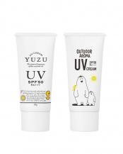 UVセット YUZU&アウトドア○61002/63401