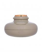 キャメル●充電式コードレス浮かべる加湿器○PR-HF043