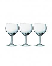 バロン ワイングラス<br />190mL 3個セット○E5119