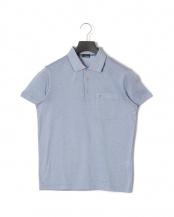 ブルー●半袖ポロシャツ○20spo6565bu