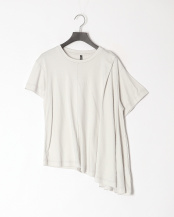 アイスH●ASYMMETRY TUCK TEE○DC50119