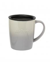 真空断熱ステンレスマグカップ<エアゼロ>300mL グラデグレー○AZ-MC300GYG