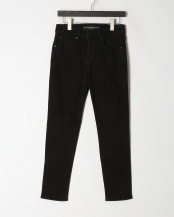 ブラック●MEN'S DENIM PANTS○MJ1D3016