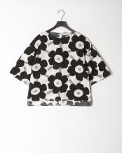 98/無彩色I(ブラック)●フラワープルオーバー○80200116