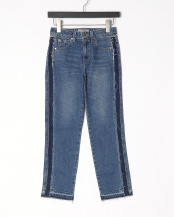 インディゴブルー●LADIES DENIM PANTS○YI5D6190