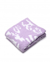Lavender/White●Half Throw Diamond○HB-75-196-33
