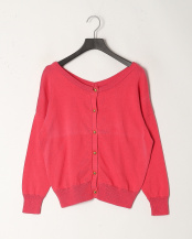 Pink●Cotton Cashmere 2Way Knit○PD123