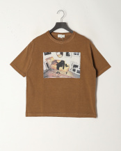25●ROBERTA BAILY TEE/ GOLD SOFA ビッグシルエットTシャツ○ZPM60320