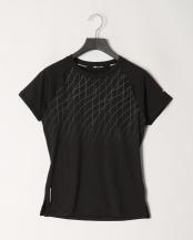 PUMA BLACK●ラン グラフィック SS Tシャツ○519862
