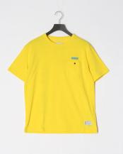 YELLOW●POK Tシャツ○8191-00610