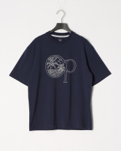 NVY●ハンソデ Tシャツ○510511