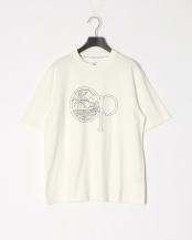 WHT●ハンソデ Tシャツ○510511