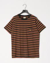BLK●ハンソデ Tシャツ○519507