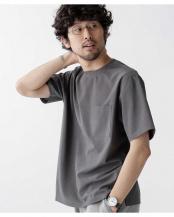 グレー●マルチファンクションTシャツ ナノ・ユニバースメンズ(オリジナル)○6680121006