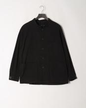 BLACK●タイプライターストレッチカバーオール○5153505