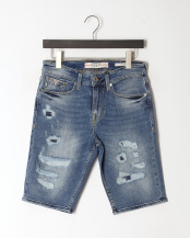 インディゴブルー●SLIM SHORT SUPER DESTROY○M91AV3R3ML0