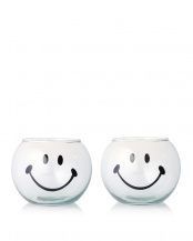 MA17-02VC1 PLANTER SMILEY FACE M CL2個セット○3224700/3224700
