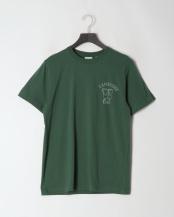 グリーン●Tシャツ<カレッジ>○PH60303