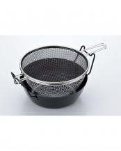 鉄揚げ鍋セット28cm○LB-090