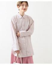 ピンク A●タイプライターチュニックシャツ◆○20050400906010