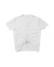 WHITE●SHIRRING T○J2021806