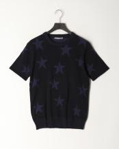 ネイビー●(0818)SU:STAR LINKS C/N S/S○116021020