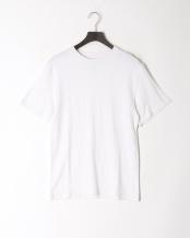 オフホワイト●レギュラーフィット Tシャツ○GDW-LCS-201102