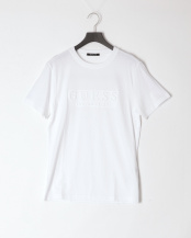 ホワイト●MEN'S S/SLV TEE SHIRT○MI2K8432WMF
