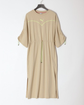 PALE KHAKI●NICORON DRESS○921311