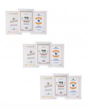 ティータオル3枚セット Heritage Grains Prnt 3セット(9pce)○ND2228004/ND2228004/ND2228004