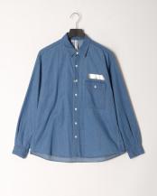 DG02/BLEACH●シャツLS○G201CFSH0226DG