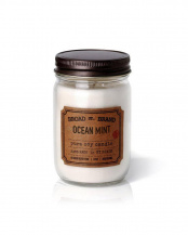 APOTHECARY SOY CANDLE OCEANMINT○BS-C-011